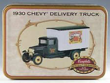 Ertl 1930 Chevrolet Delivery Truck Campbell's Beefsteak Tomato 1/43 New in Tin