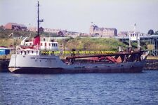 rp7956 - UK Dredger - Bowmore at Barry - photo 6x4