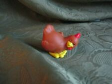 New Fisher Price Little People farm brown hen chicken rooster egg layer