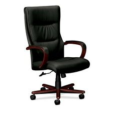basyx by HON HVL844 Executive High-Back Chair - VL844NSB11