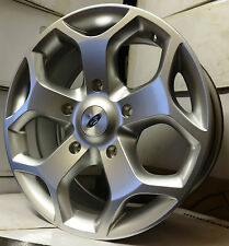 "18"" ford st style commercial alloy wheels with tyres 5x160 ford transit custom s"