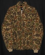 DOWN COAT CAMOFLAGE BROWNING DEER HUNTER CAMPING URBAN STYLE MEN'S SIZE SMALL