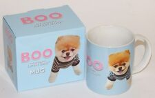 Boo The Worlds Cutest Dog / Pomeranian Puppy China Mug - New Free PP !