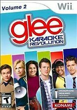 Karaoke Revolution Glee: Volume 2 - Nintendo Wii by
