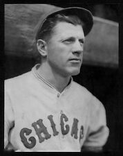 1927 CHARLIE GRIMM CUBS STAR IN HIS PRIME  8X10