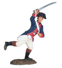 Britain American Revolution American Continental Line Officer Charging 17957