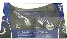 NEWRAY YAMAHA YZF-R1 2016 1:12 SCALE DIE CAST TOY MODEL 57803A
