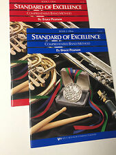 Standard of Excellence for Oboe Book 1 & Book 2 (2-Book Pack)