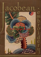 Jacobean Embroidery: Crewel Work and Traditional Designs, Book on CD