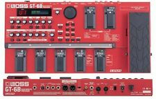 BOSS GT-6B BASS GUITAR MULTI EFFECTS PEDAL PROCESSOR & POWER SUPPLY ME 20B 50B