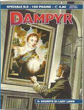 BONELLI - Dampyr Speciale N° 6 - Il Segreto di Lady Lamb - Nov 10 - NUOVO