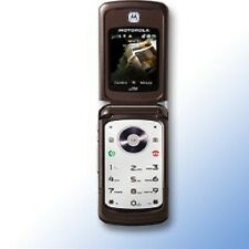 Motorola I776 - Brown/Silver (Boost Mobile)