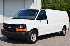 Chevrolet: Express DIESEL VAN