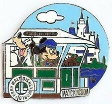 Disney Pin: WDW Cast Lanyard Series #3 - Transportation (Ferryboat)