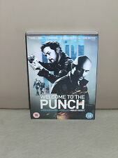 WELCOME TO THE PUNCH - JAMES McAVOY 2013  DVD (VGC) FREE UK P&P