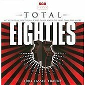 Various Artists - Total Eighties (2010) 5 cd set New