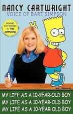 My Life as a Ten Year-Old Boy by Nancy Cartwright (2001, Paperback)