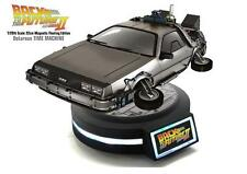Back to the Future II Magnetic Floating Delorean Time Machine 1:20 Scale