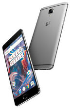 One Plus 3 64GB 6GB RAM Graphite with 6 Months Manufacturer Warranty & VAT bill
