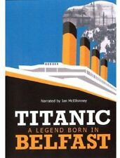 Titanic: A Legend Born in Belfast (2012, REGION 0 DVD New)