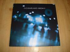 """CLEARLAKE-NEON [DOMINO 7"""")"""