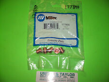 Miller #177890 Plasma Cutter Tip For a ICE-50 Torch. Pack of 5ea.