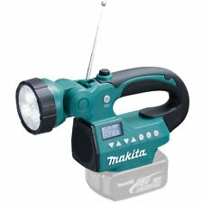 Makita CORDLESS FLASHLIGHT RADIO 18VLi-ion Skin Only 6 Position Head Japan Brand