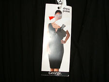 reduced price BNWTS LADIES BLACK DRESS 12 CLASSIC  FLEXIBLE WEARABLE BNWTS