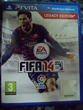 PS Vita FIFA 14 Legacy Edition EA Sports fútbol football soocer en castellano