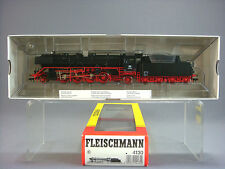 FLEISCHMANN HO SCALE 4130 DB 41270  2-8-2 STEAM LOCOMOTIVE & TENDER