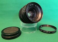 Paragon 35mm 1:2.8  Lens. M42 Fit.....PROFESSIONALLY SERVICED! SHARP!