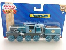 RARE NEW WOODEN magnetic THOMAS friend The Tank Engine Train Ferdinand NIB