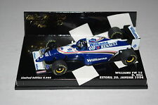 Minichamps F1 1/43 WILLIAMS RENAULT FW15 DAMON HILL ESTORIL 1994 Ltd.Ed.