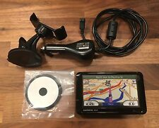 GARMIN Nuvi 200w GPS SYSTEM BLACK4.3'' Touch Screen +Car Charger +Mount Bundle