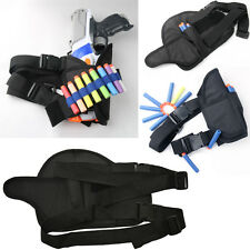 Tactical Waist Belt Holster Pouch Accessories for Nerf Gun Kids Outdoor Game AU