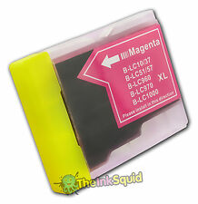Magenta/Red LC970 M Ink Cartridge for Brother DCP-135C