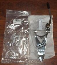 Bigsby® Gretsch B6C Tremolo Vibrato Bridge Tailpiece~Chrome~0060138100~Brand New