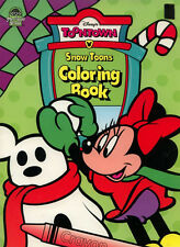Mickey Mouse coloring book RARE