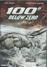 100° Below zero (2013) DVD