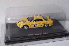 ALTAYA ALPINE WILLYS #22 INTERLAGOS 1966 1:43