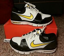 Men's Nike Trainer Dunk Low Sz 8.5 livestrong lance armstrong yellow rare QS air
