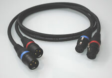 2x5,00m Sommercable GALILEO / sym. XLR Cable / The Best his Class