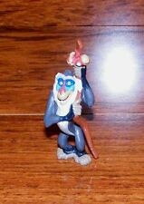 """Disney The Lion King """"Rafiki the Baboon"""" Small 3"""" Tall PVC Toy Figure Only"""