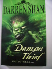 Darren Shan Teen Horror Book 'Demon Thief , Go To Hell'