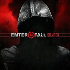ENTER AND FALL Isolation CD Digipack 2014
