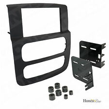 Aftermarket Double-Din Radio Mount for RAM, Car Stereo Installation Dash Kit