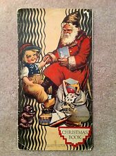 Christmas Book Yuletide Series Charles Graham RARE Color Illustrated Poetry