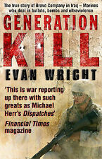 Generation Kill, Evan Wright