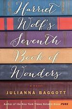 Harriet Wolf S Seventh Book of Wonders by Julianna Baggott (2015, CD)