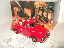 New Rare Matchbox YFE14-M 1953 Ford Pickup Truck as Fire Vehicle Diecast Model